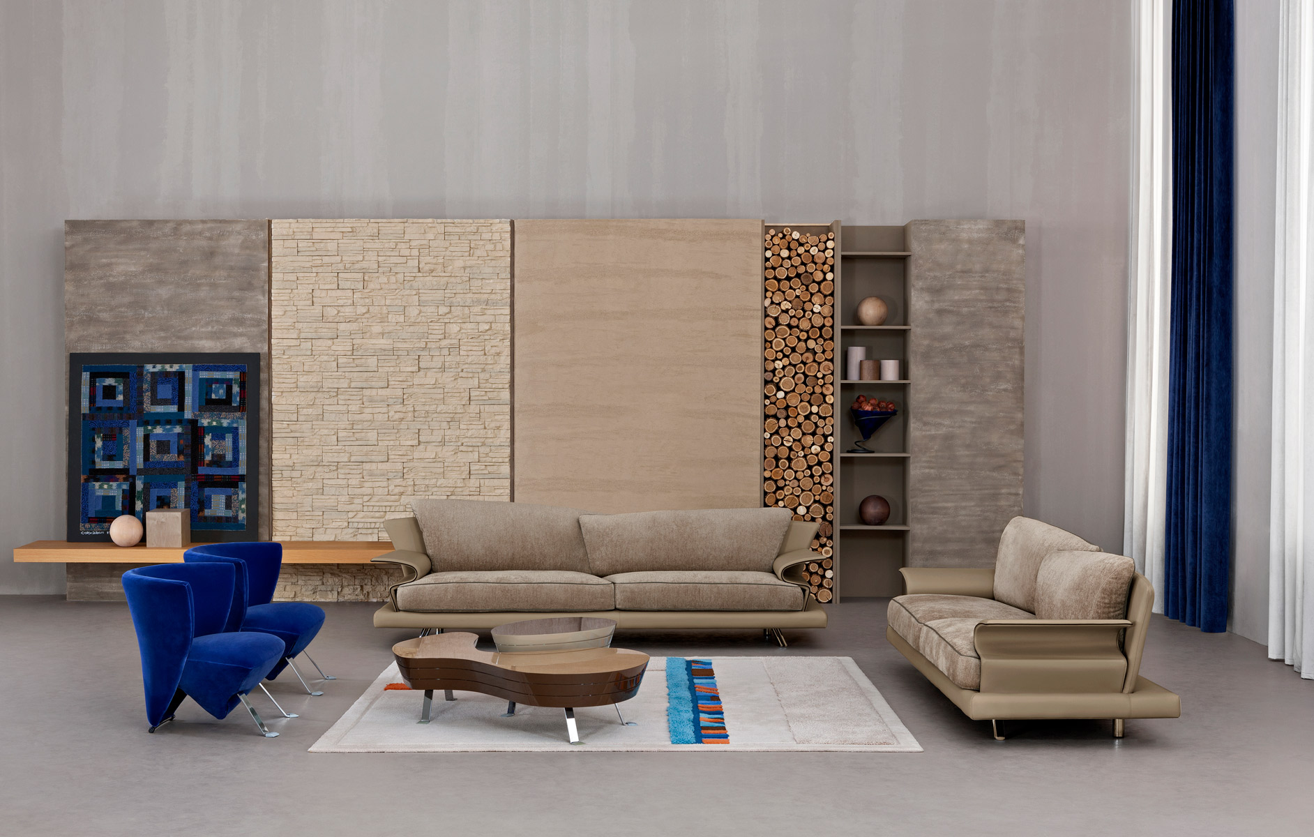 Amato Il Loft / Furniture - Arredamento KE88